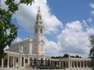 Portugal fatima-basilica