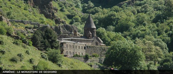 Armenie Geghard 700x300