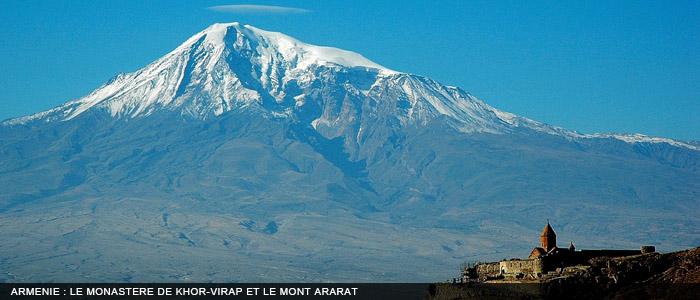 Armenie Khor-Virap 700x300