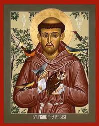 icone saint François
