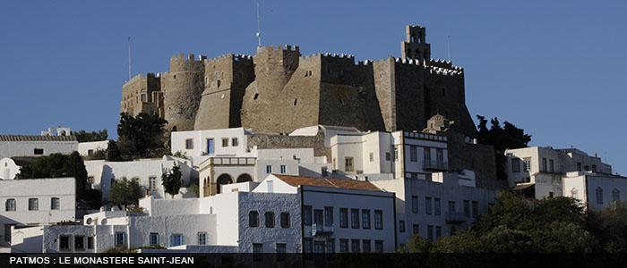 Patmos - Monastère Saint Jean 700x300 -