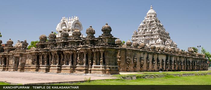 Inde Kanchipurram-temple-de-Kailasanathar-700x300