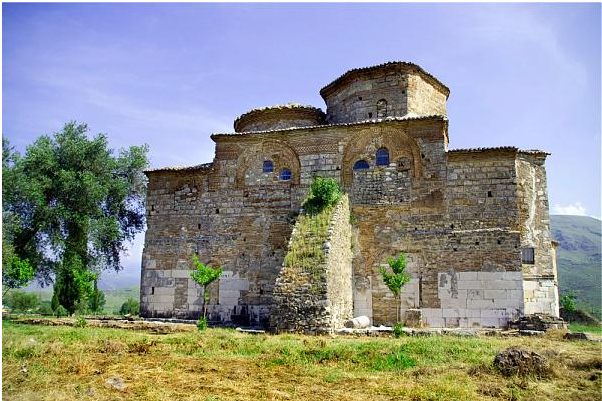 Eglise St Nicolas de Mesopotam