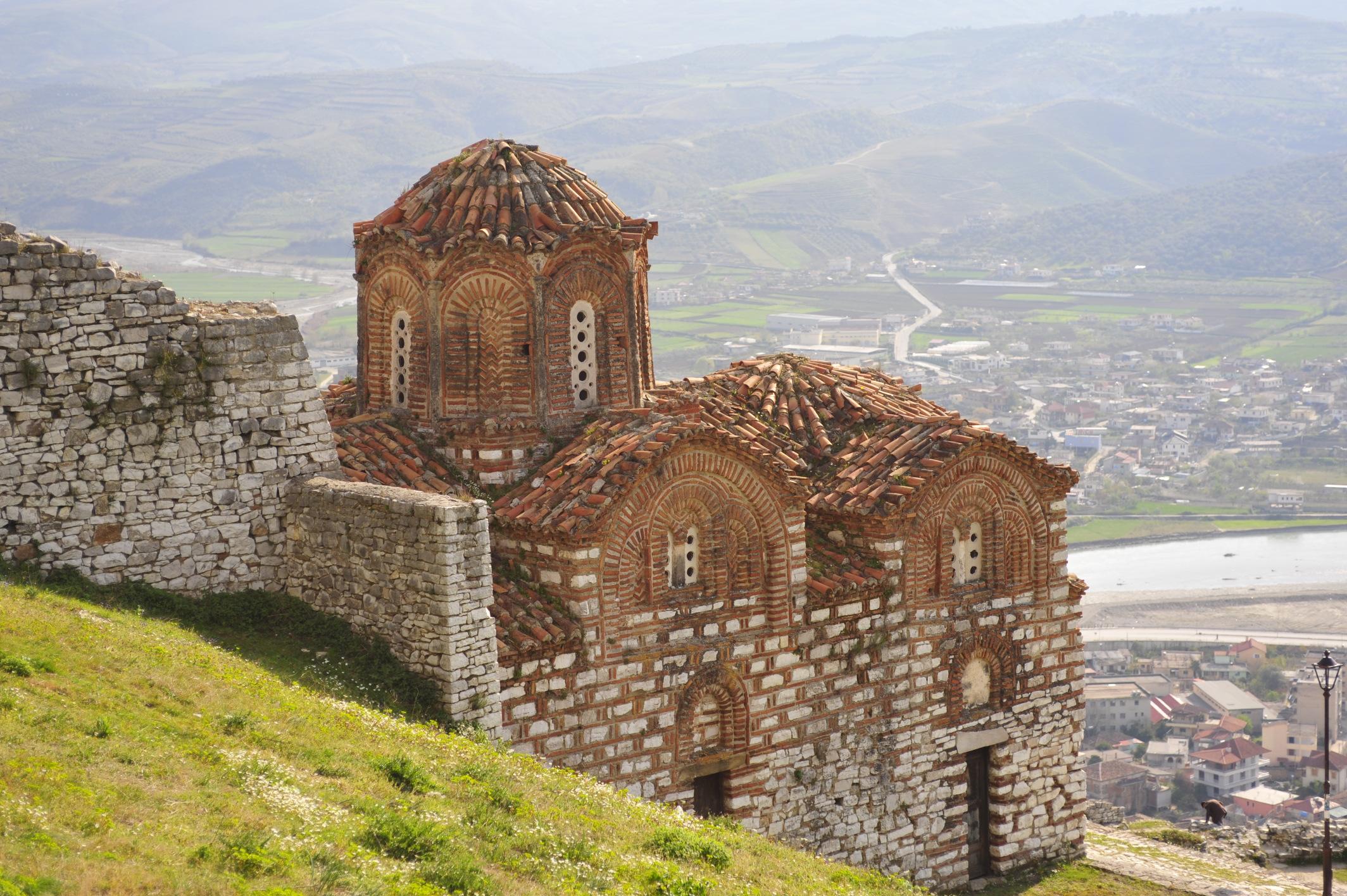 Berat - église byzantine
