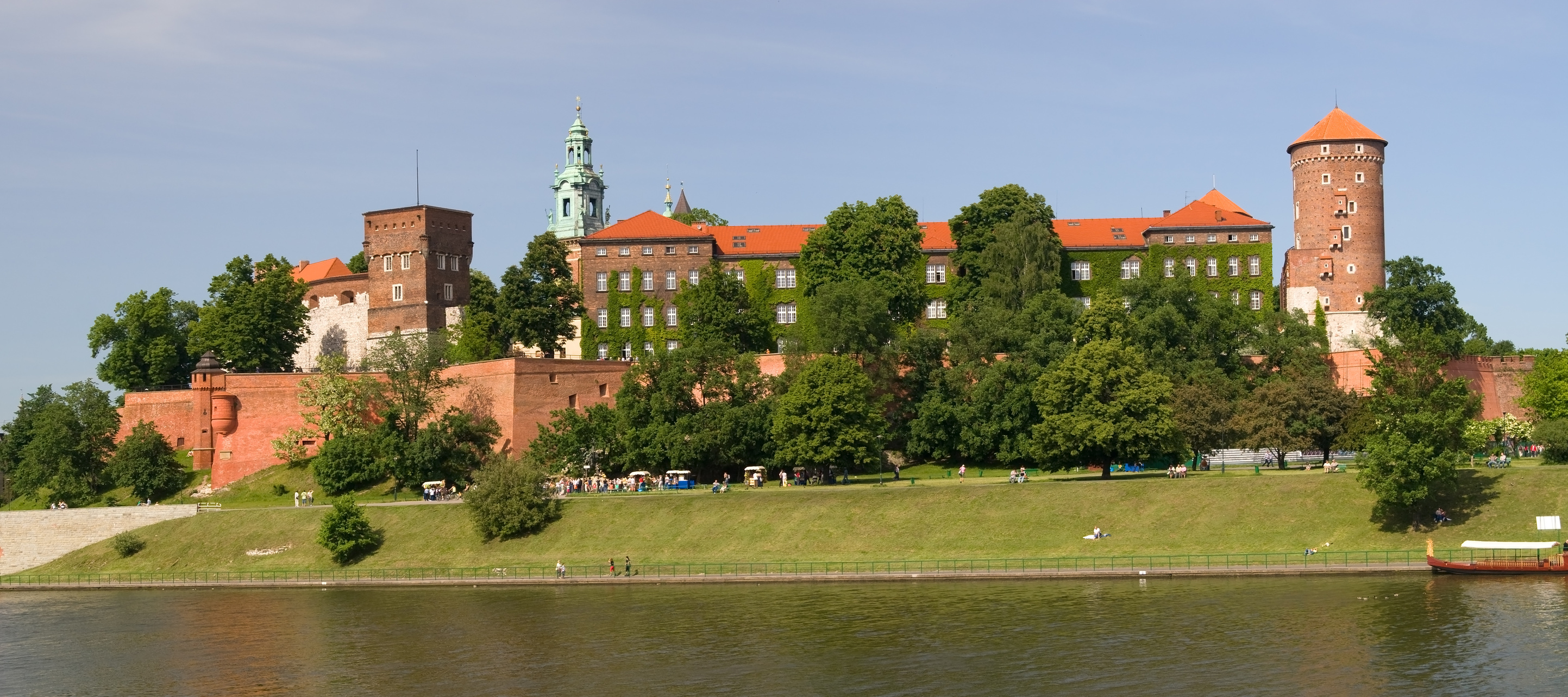 Cracovie - Château Royal