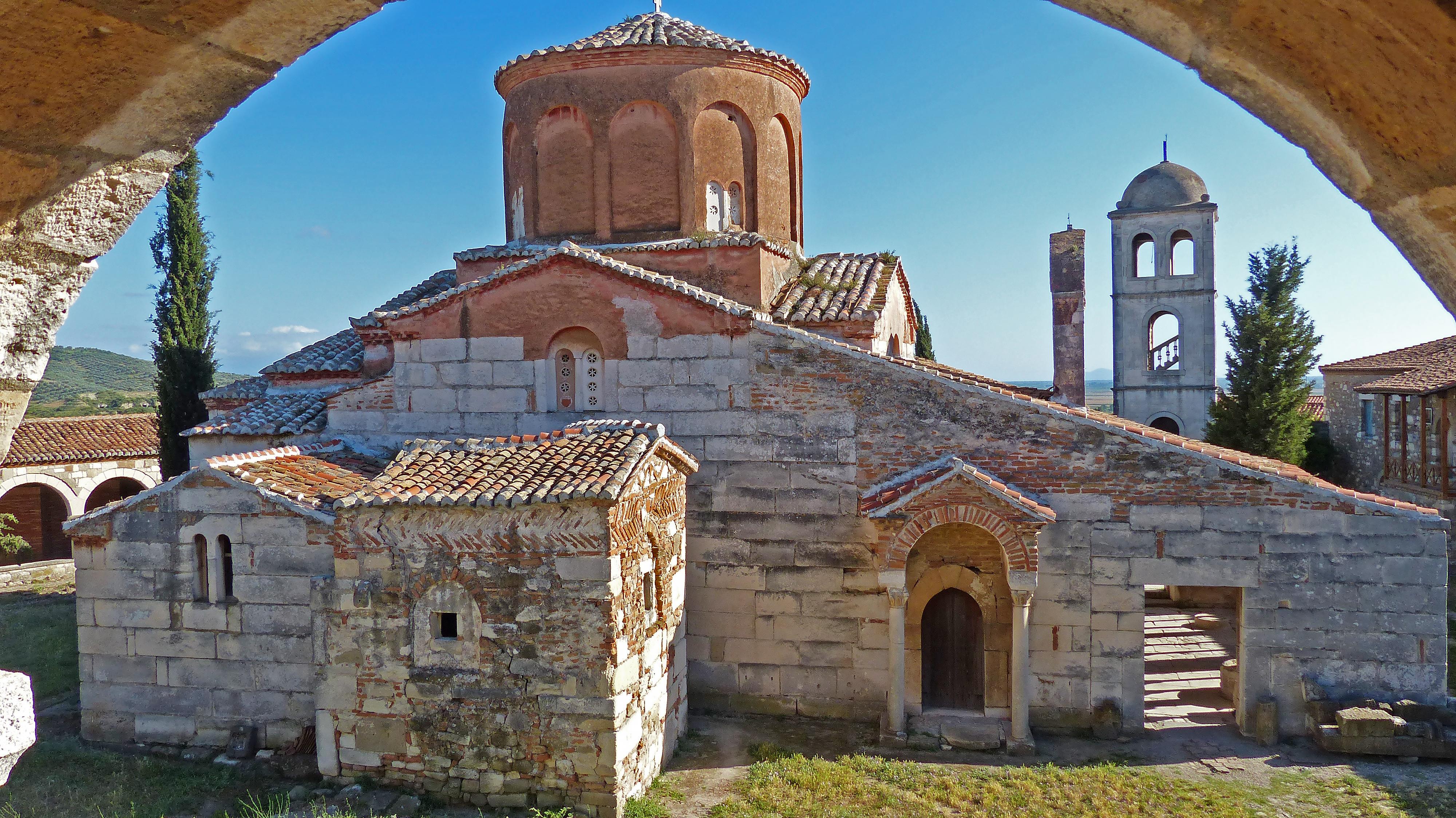 Apollonia - église Sainte Marie